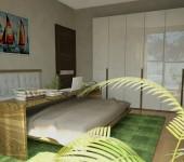 Green-Breakfast-in-Bed-Room