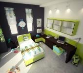 Kids-Room-Green-by-aspa1984