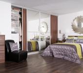 fitted-sliding-wardrobe-dark-walnut-mirror-interior