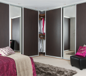 fitted-sliding-wardrobe-dark-wood-silver-mirror-bedroom-thumb